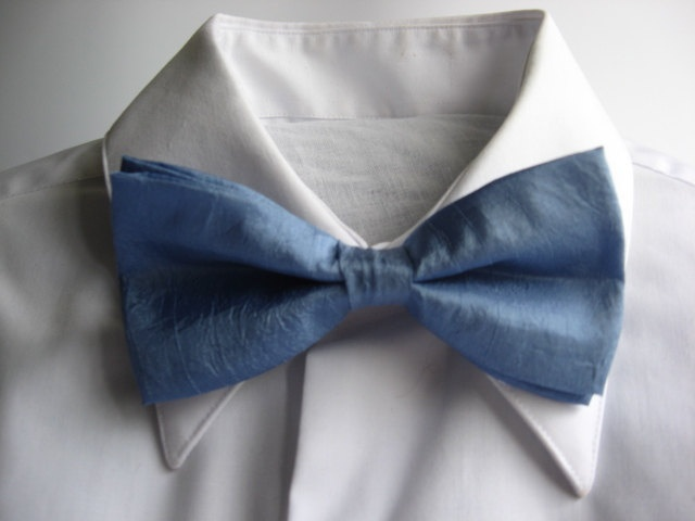 Men's Pre-Tied Adjustable Bow Tie Formal - Four Colors