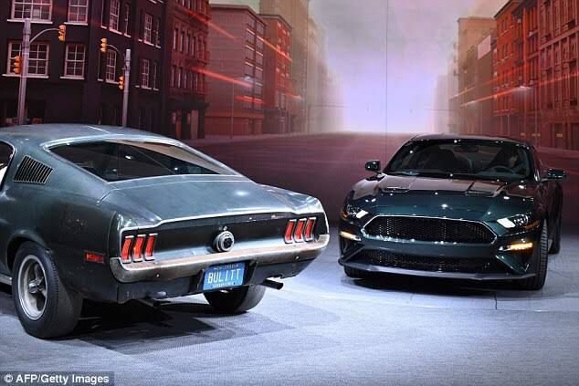 Ford Mustang Fastback Old Versus New Ford Mustang Fastback Mustang Old Mustang Fastback