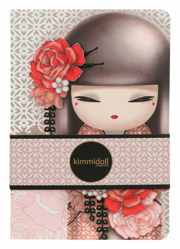 Notebooks Pack (3pcs) YUMIKO / The Oriental Shop