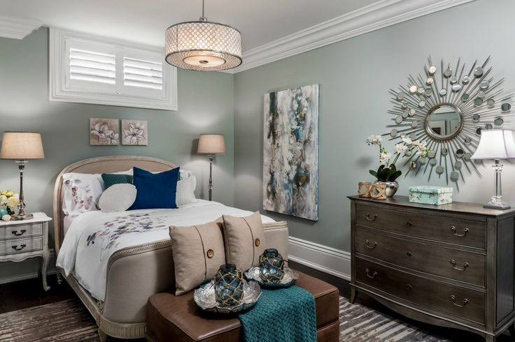 Basement bedroom | Bedroom Decorating Do's and Don'ts