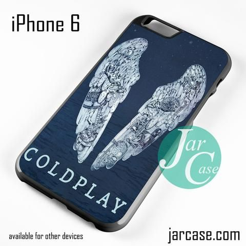 Coldplaycover Phone case for iPhone 6 and other iPhone devices