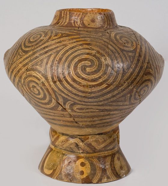 cultures of Cucuteni and Trypillia dating to around 7,000 years ago, early European cultures.