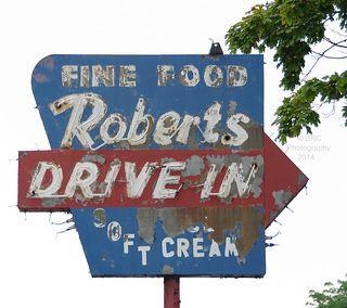 Roberts Drive In, Genoa, ILL.