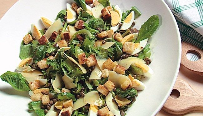 Caesarin salaatti - K-ruoka