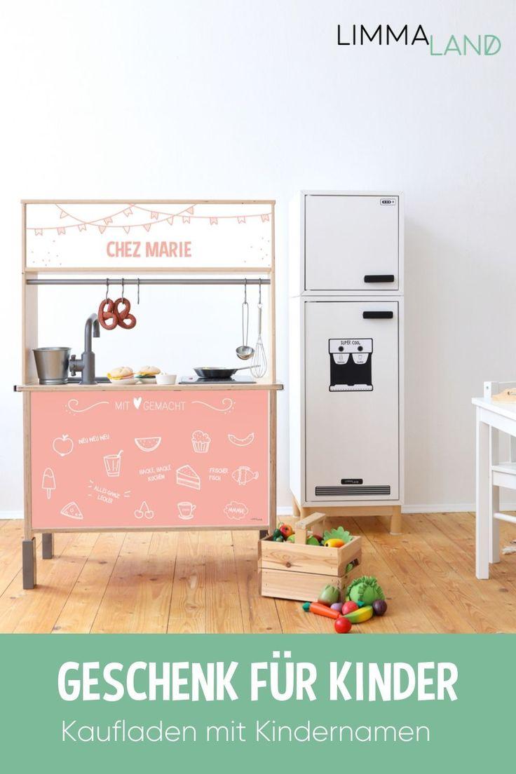 Klebefolie RESTAURANG für IKEA Kinderküche DUKTIG - Farbe ...