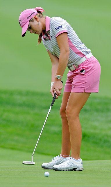 paula creamer-fav female golfer!