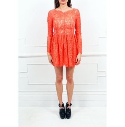 Lover - Millie Lace Dress