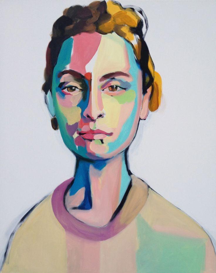 Painting by Emma Tingård.