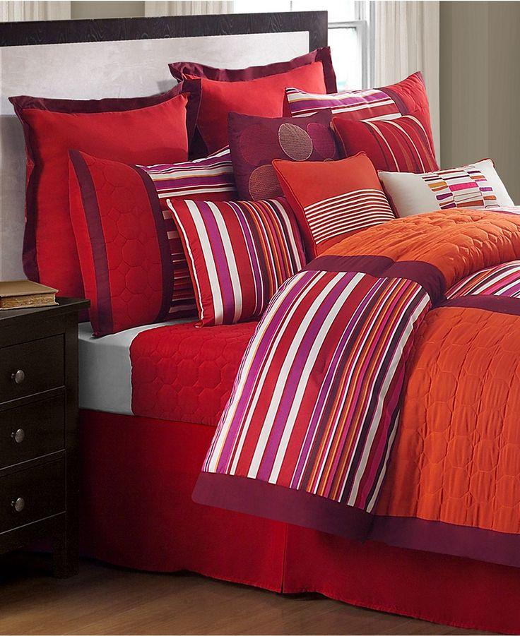 California Queen Bed In A Bag Bedding Setunique Charcoal