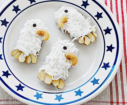 Regal Eagle Cookies #happy4th #july4th #4thofjuly #USA #freedom