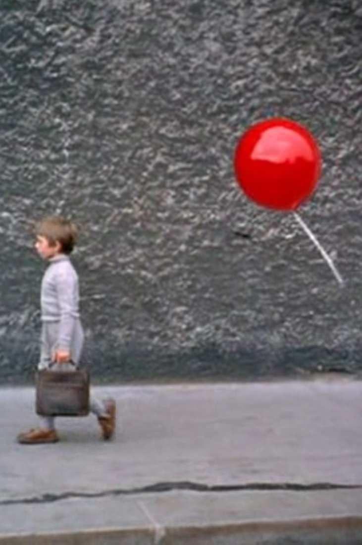 Ona Sadece Bir Balon Vermek Istemisti. Yanlıs Nerede - www.ajansoran.com