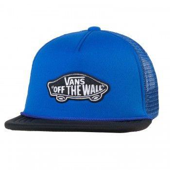 Vans Classic Patch Imperial Blue Hat