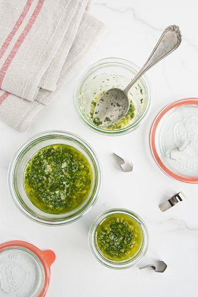 Ricetta La salsa verde di mia mamma - Labna