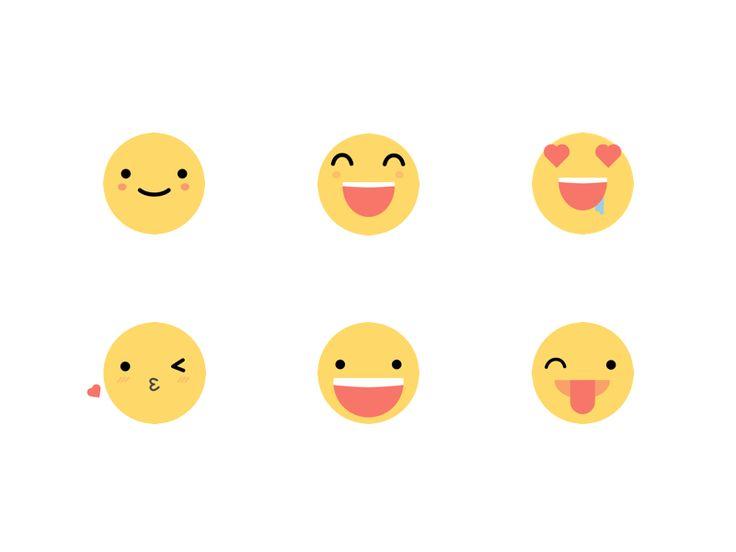 Emoji Happy Face collection