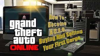 GTA 5 Online How To Become a CEO - YouTube