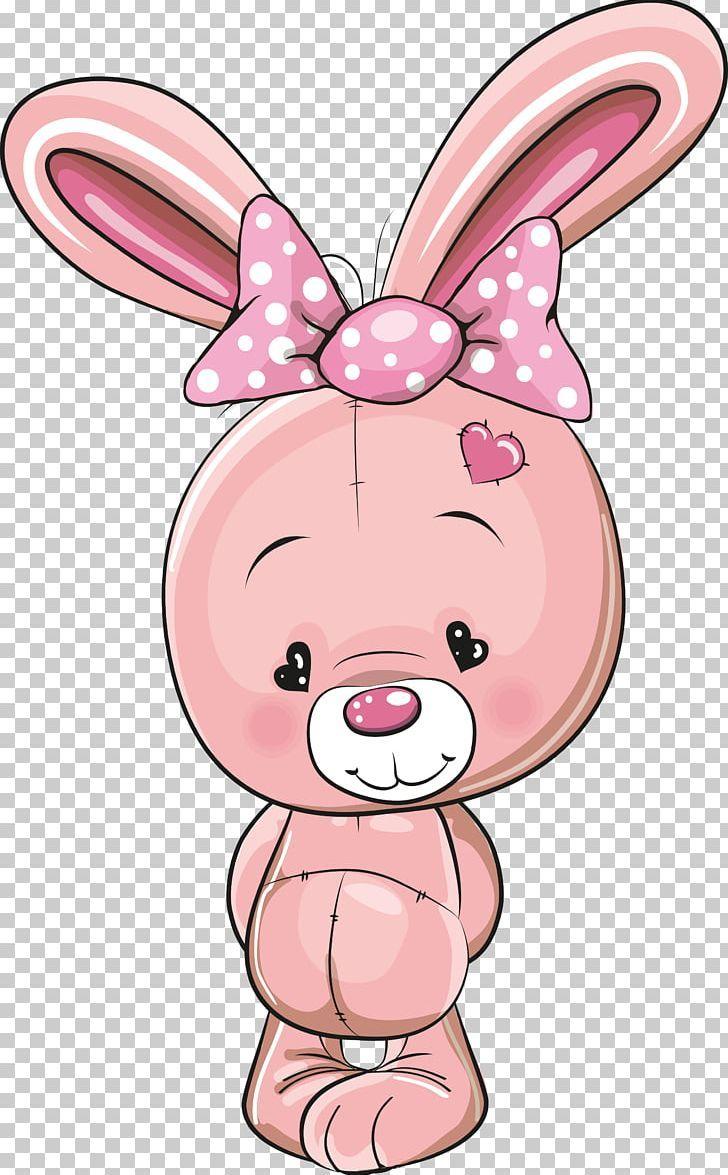 Drawing Rabbit Cuteness Png Clipart Animal Animals Art Bunny Cartoon Free Png Download Cute Cartoon Animals Cute Drawings Cartoon Bunny