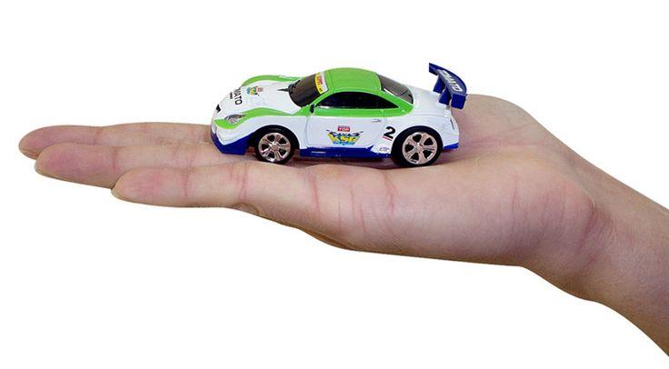 Hot Sale Mini RC Car Coke Can RTG Radio Remote Control Micro RC Racing Ca. Click visit to buy #RemoteControl #Car