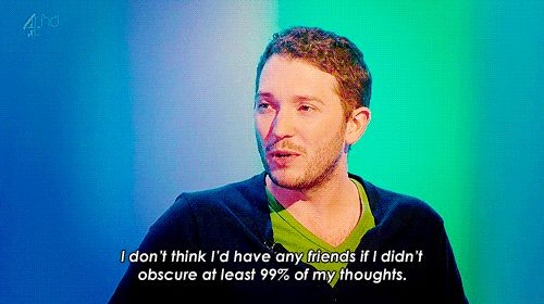 Jon Richardson speaking the truth.