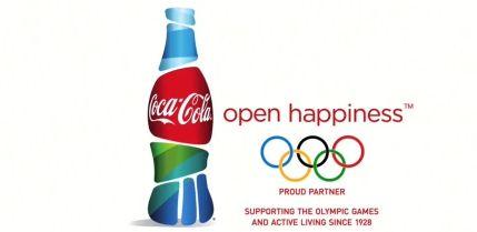 Coca Cola - www.olympics.org #london2012 #cocacola