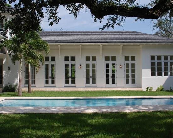 Guest House Pool Houses: Guest House/Pool House