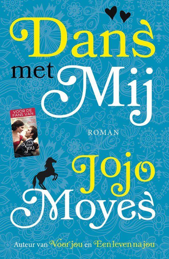 81/53 Dans met mij; Weer een prachtig verhaal van Jojo Moyes. Het begin is een beetje verwarrend doordat er twee verhaallijnen zijn, maar wanneer deze samenkomen leest het als een trein.