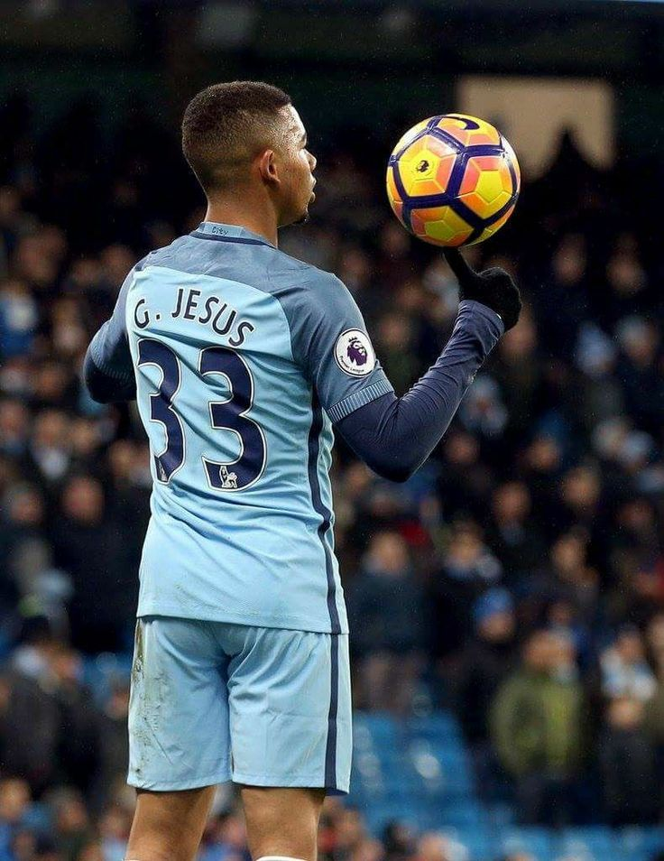 Gabriel Jesus. An amazing talent ⚽️♥️