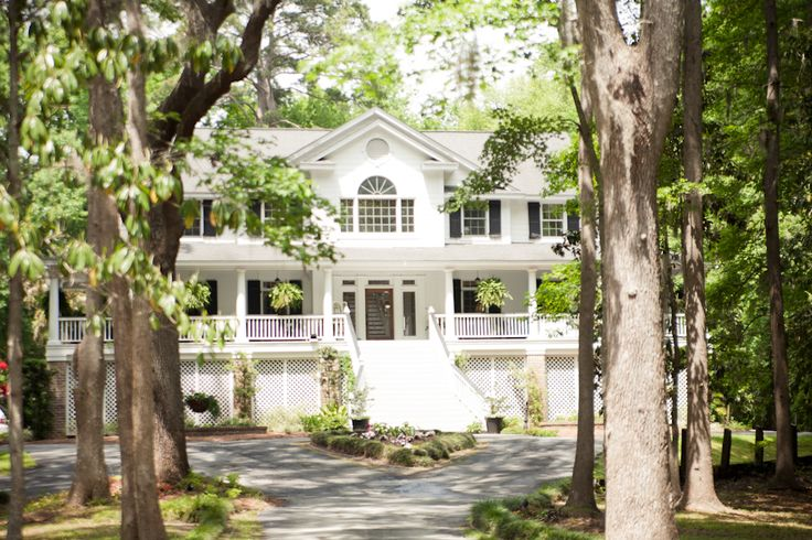 The Mackey House Wedding and Events Venue in Savannah Georgia