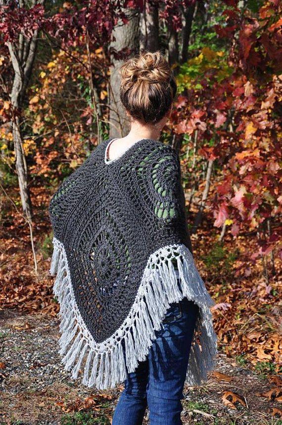 bohemian style crochet patterns - Google Search