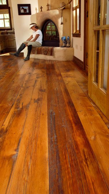 17 Best Images About Flooring With Wood Baseboards On