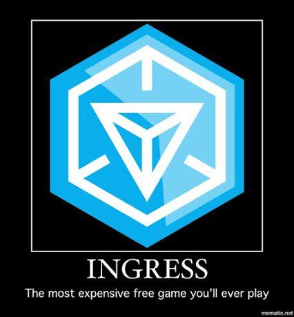 Ingress game
