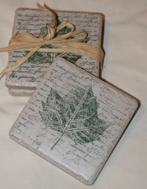 25 best ideas about tile coasters on pinterest for Ceramic tile craft ideas