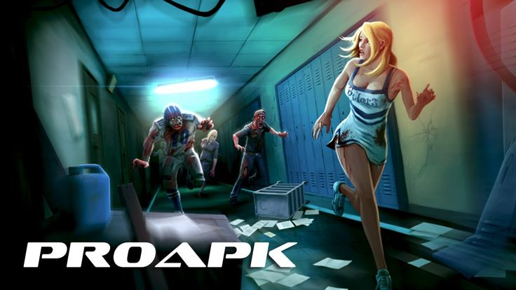 [HD] Corridor Z Gameplay IOS / Android   PROAPK