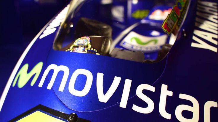 Introducing the 2017 Movistar Yamaha MotoGP YZR M1 Team Promotional Video