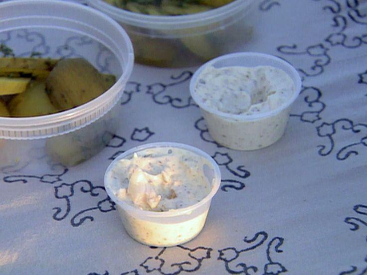 Tartar Sauce recipe from Ina Garten via Food Network