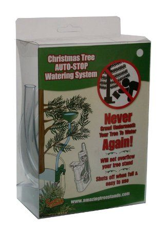 Santa's Solution ultimate Christmas tree watering system - Google Search