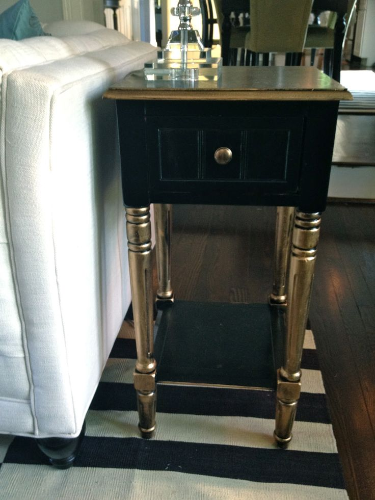 South shore decorating blog 19 table makeovers with How to spray paint wood furniture