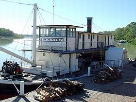 Paddle Steamer Industry