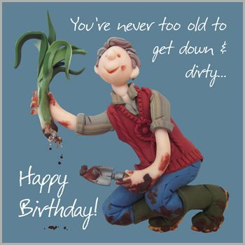 Happy Birthday Quote – Never Too Old