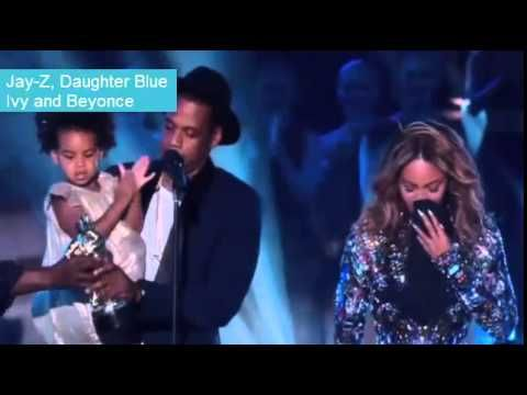 Beyonce Tear Up on The VMA Stage : Hubby and Daughter Collecting Her Van...