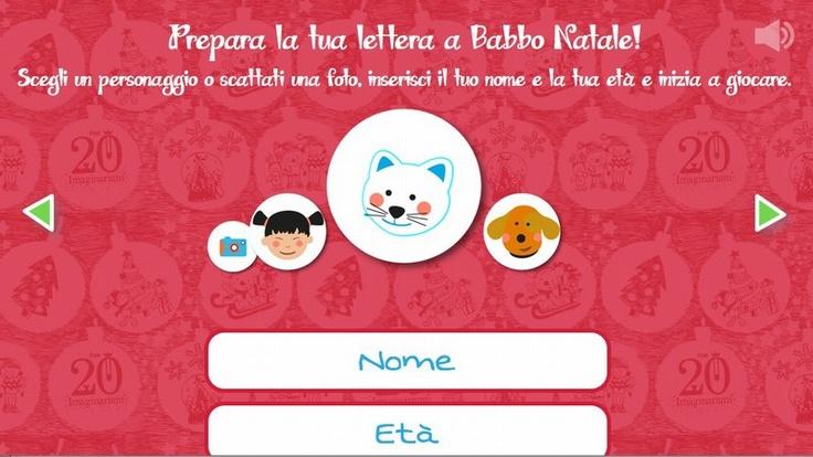Caro Babbo Natale, ti scrivo… con un'app! La letterina ai tempi dell'#InnovationXmas » http://christmasimaginarium.info/