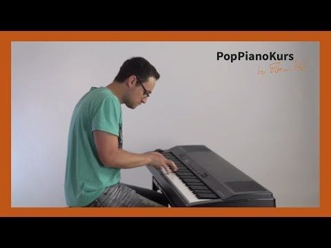 Robin Thicke - Blurred Lines Piano Cover (ft. T.I. & Pharell) -by florian mohr