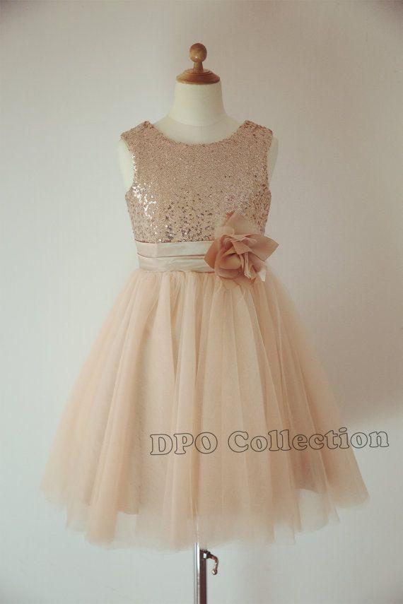 10 best Flower Girl & Jr. Bridesmaid Dress Inspiration images on ...