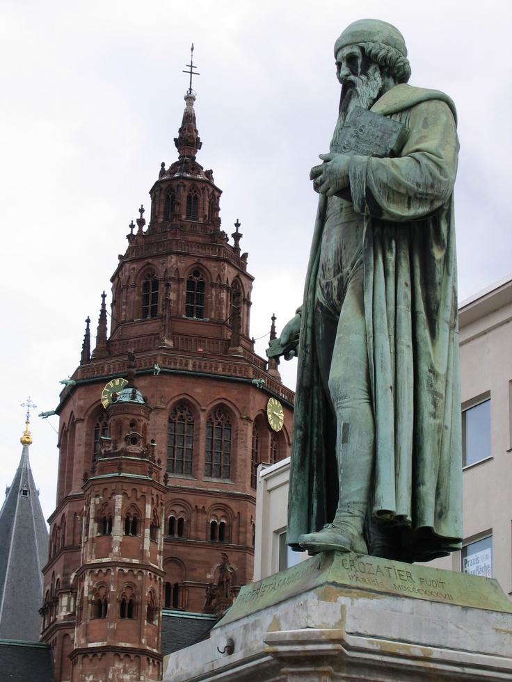 Mainz, Germany : October 2013
