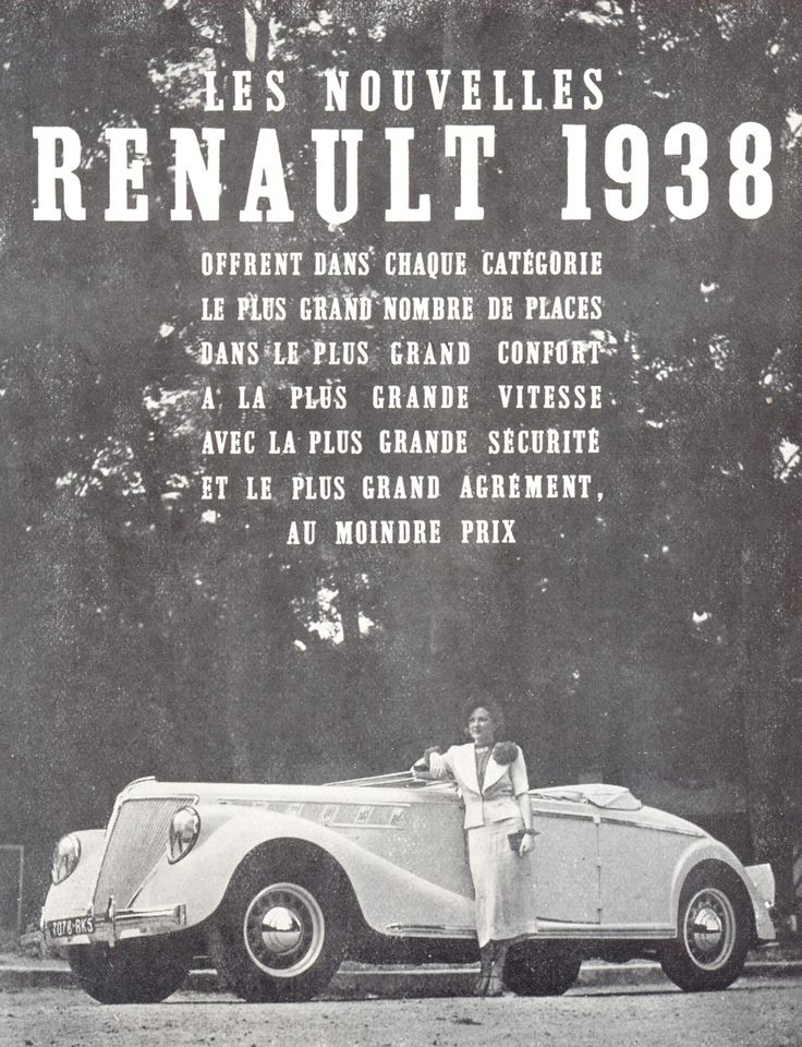 Renault 1938