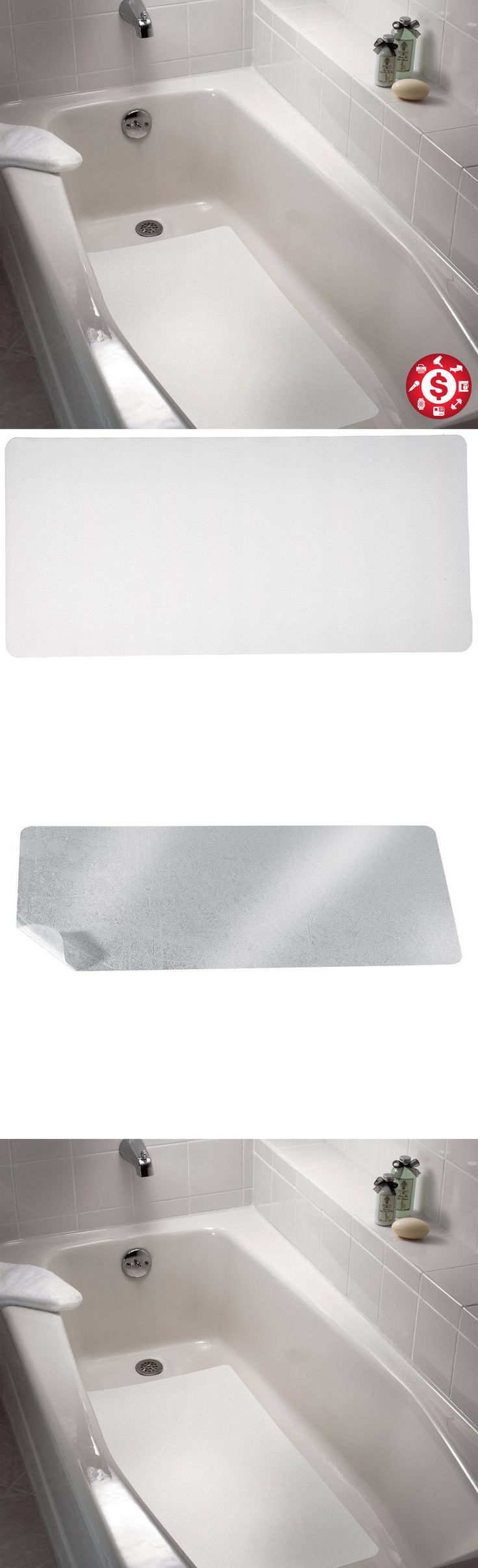 best 25 white anti slip mats ideas on pinterest black anti slip non slip appliques and mats 66722 extra long white bath mat anti skid adhesive