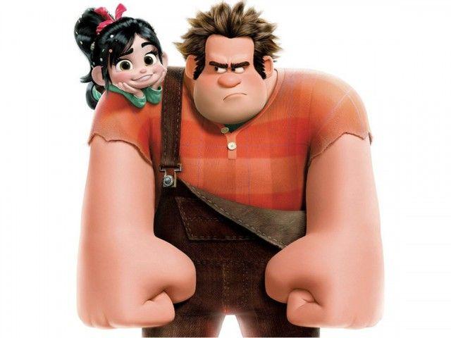 Disney habría plagiado famosa serie de Ralph el demoledor - Actualidad, Farándula «http://rw.web.ve/1lgNGdJ»