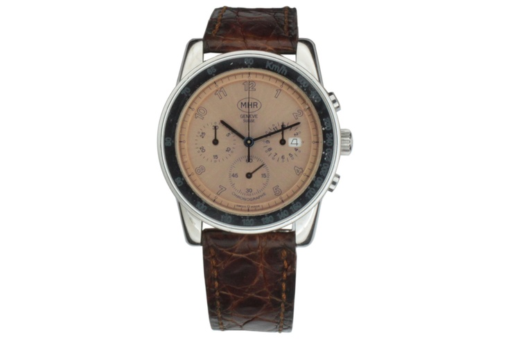 Buy a MHR Ref. CRP 1-11-39. Made in 1990 circa watch in Classifieds on Presentwatch or visit our site www.valuecollection.com