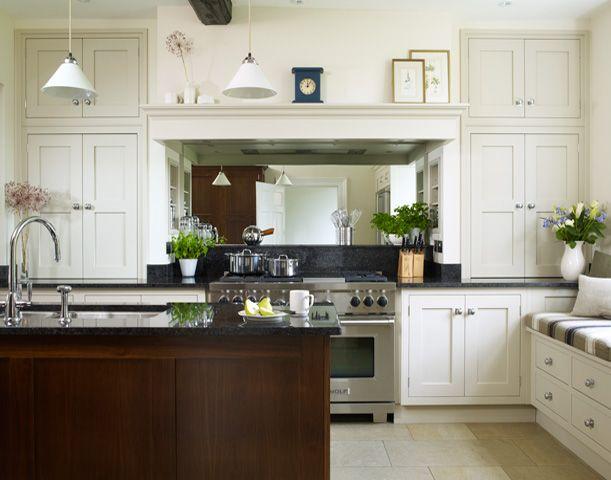 Georgian Townhouse - Handmade Kitchens | Traditional Kitchens | Bespoke Kitchens | Painted Kitchens | Classic Kitchens