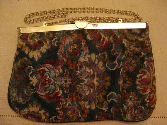 Un Used Vintage Richmark Green Multi by vtseredipityboutique