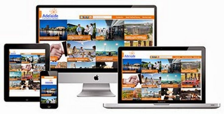 Ivolution Consulting - Adelaide Website Design - Adelaide Convention Bureau